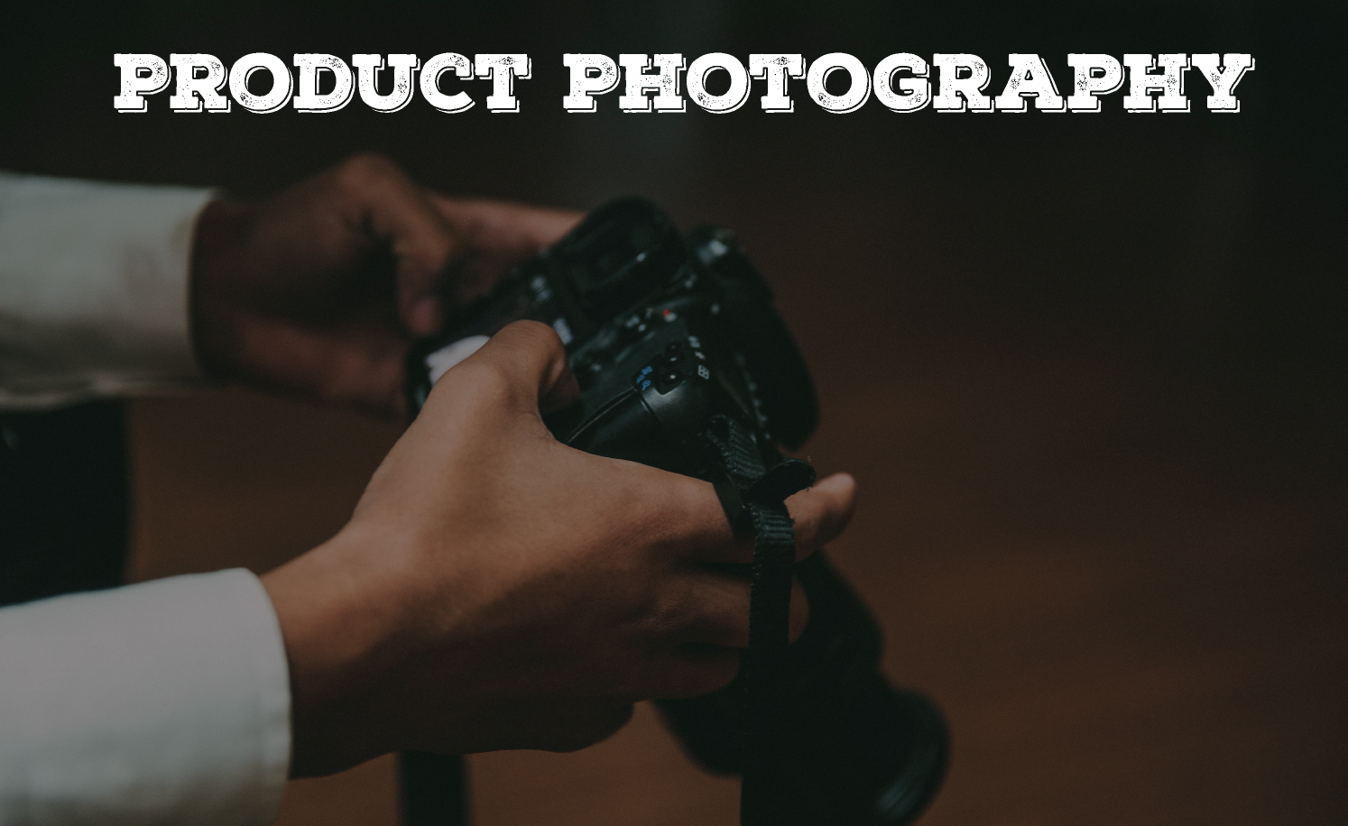 Product Photography in San Diego