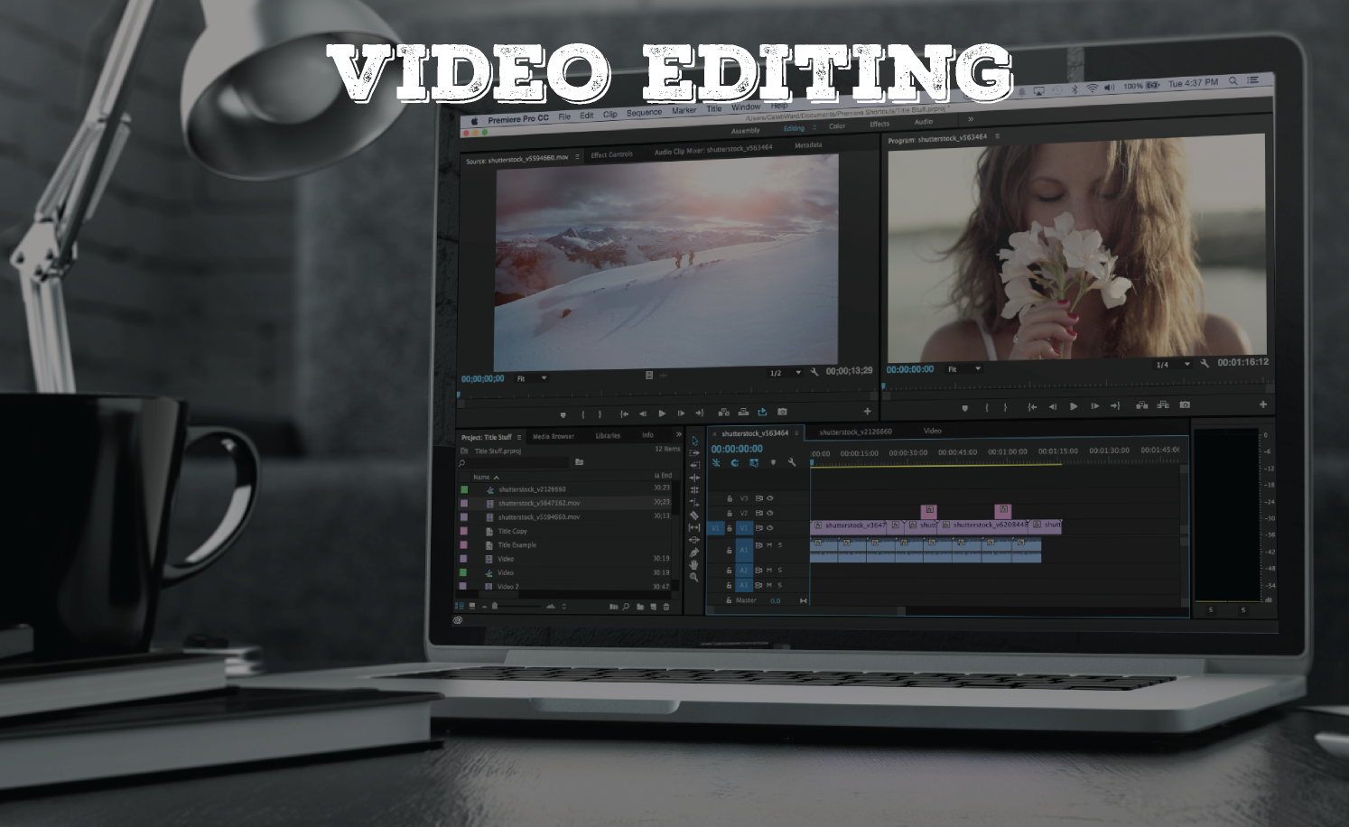 Video Editing in San Diego
