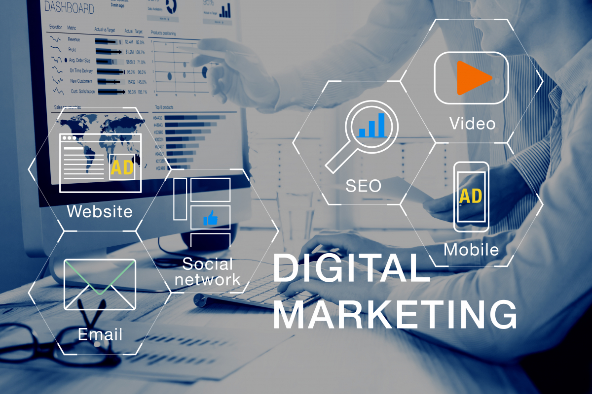 A digital marketing guide for 2019