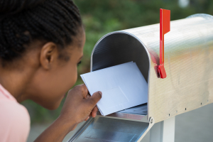 direct-mail advertising highly targeted